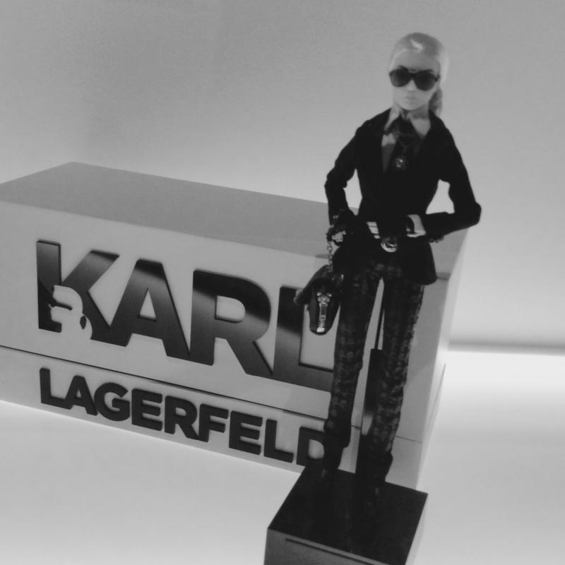 Barbie by Karl Lagerfeld