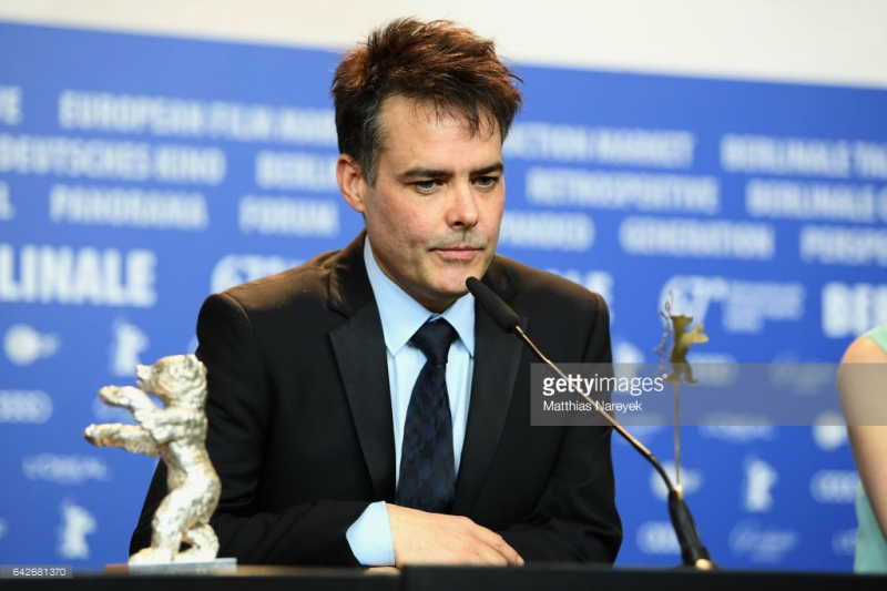 the award winners press conference during the 67th Berlinale International Film Festival Berlin at Grand Hyatt Hotel on February 18, 2017 in Berlin, Germany.