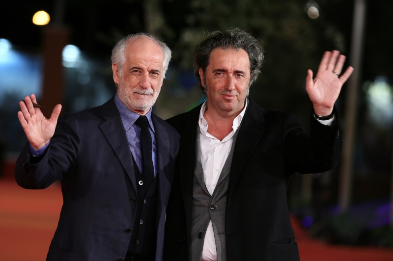 walks the red carpet for 'La Grande Bellezza' during the 10th Rome Film Fest on October 24, 2015 in Rome, Italy.