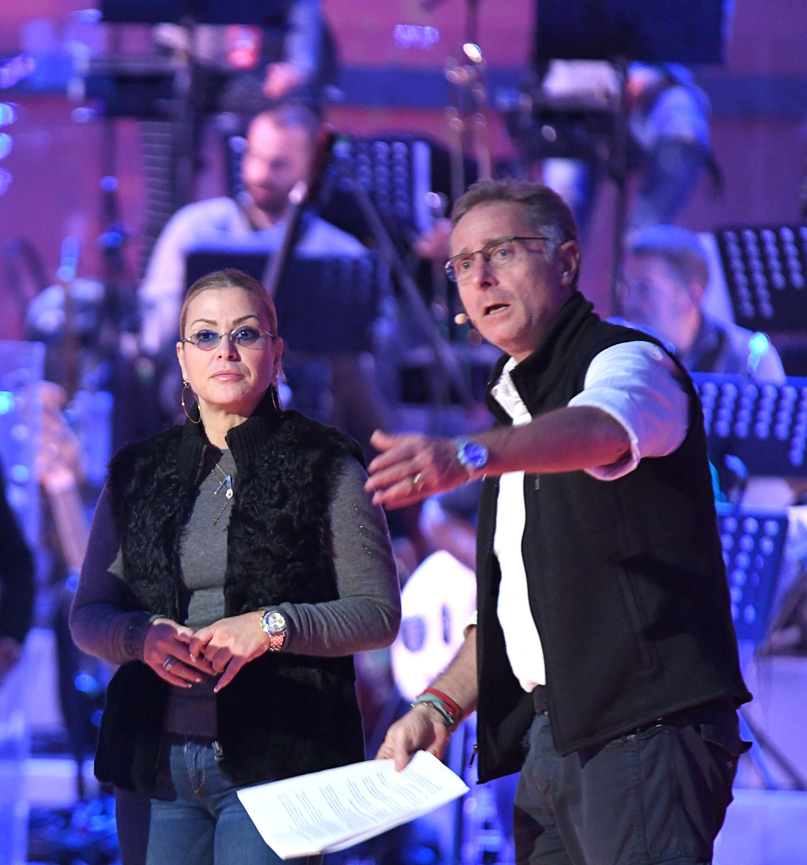 """ROMA CINE CITTÀ STUDIO 5 PROGRAMMA MUSICALE PRESENTATO DA PAOLO BONOLIS  """"MUSIC """""""