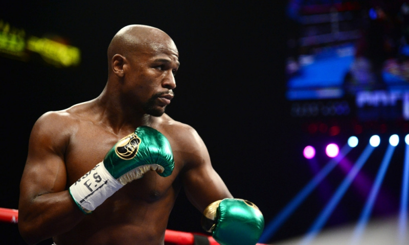 USP Boxing: Mayweather vs Berto