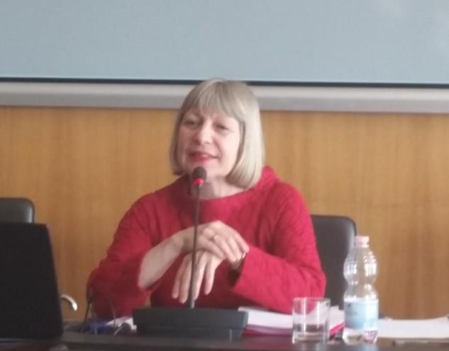 Maria Vittoria Marini Clarelli (D.G. Educazione e Ricerca MiBACT)