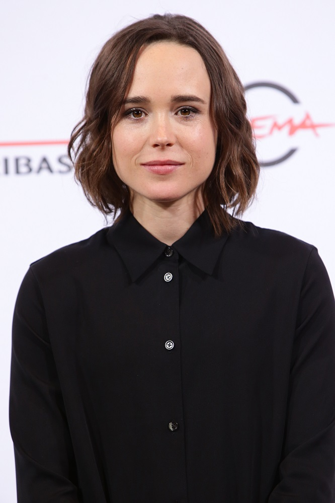 attends a photocall for 'Freeheld' during the 10th Rome Film Fest on October 18, 2015 in Rome, Italy.