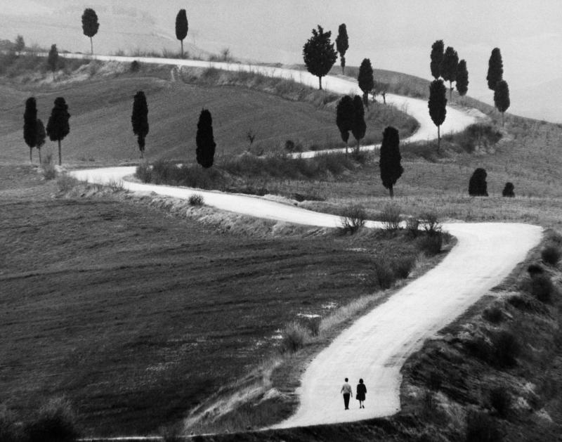 Toscana 1965 © Gianni Berengo Gardin/Courtesy Fondazione Forma per la Fotografia
