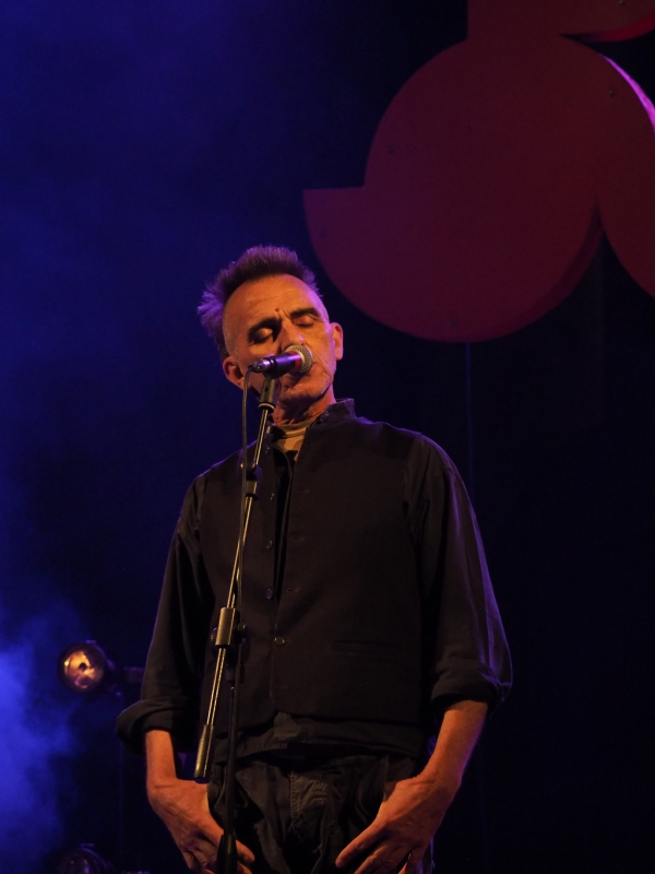 Giovanni Lindo Ferretti in Tour A Cuor Contento 2016
