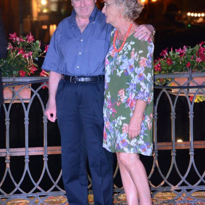 Diego e Rita Macini