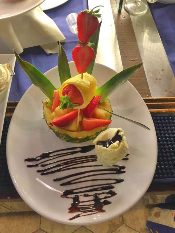 Il Cormorano - Frutta
