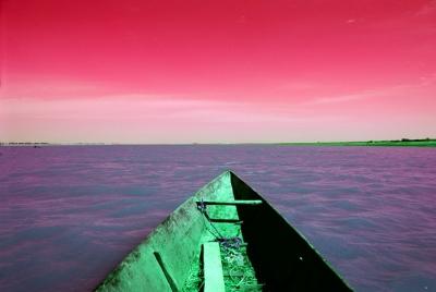 Niger boat