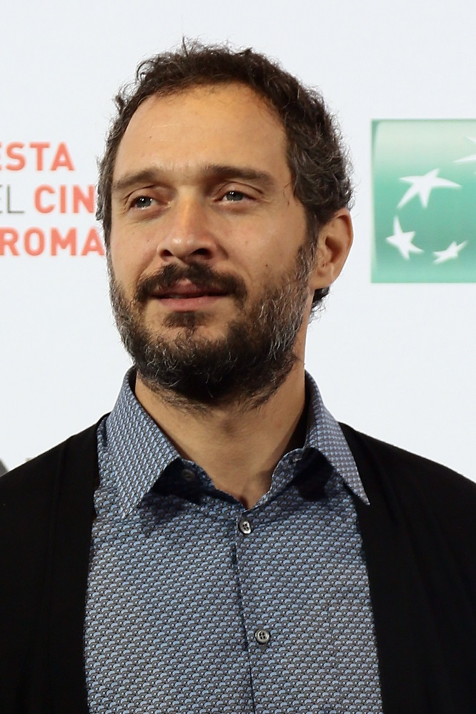 attends a photocall for 'Lo Chiamavano Jeeg Robot' during the 10th Rome Film Fest on October 17, 2015 in Rome, Italy.