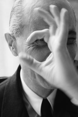 Portrait Serge Lutens