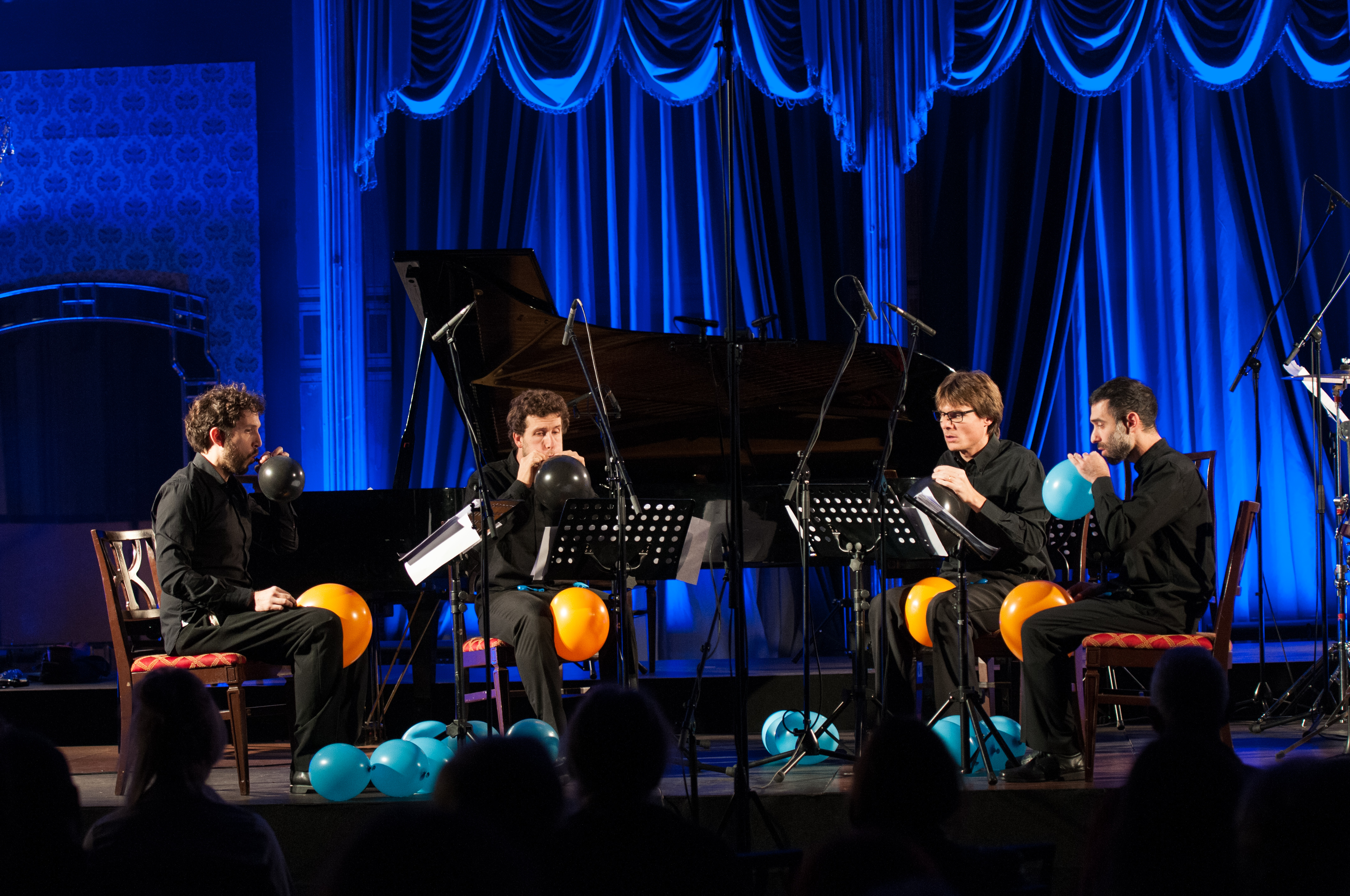 Foto Luigi Opatija, Glazbena tribina Opatija 2016 (53), Koncert Ansambl mdi