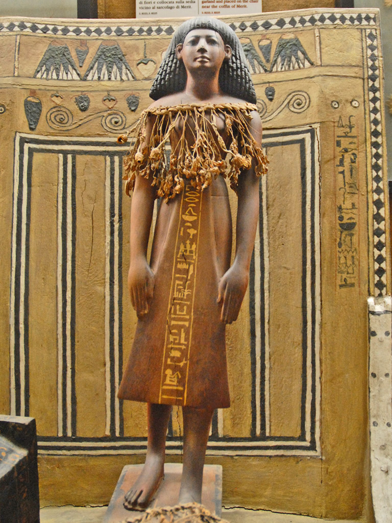 Le musée égyptien (Turin)