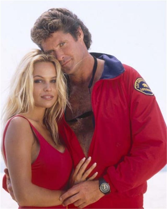 "Pamela Anderson - Kim Carlsberg ""Baywatch"" Photoshoot 1995"