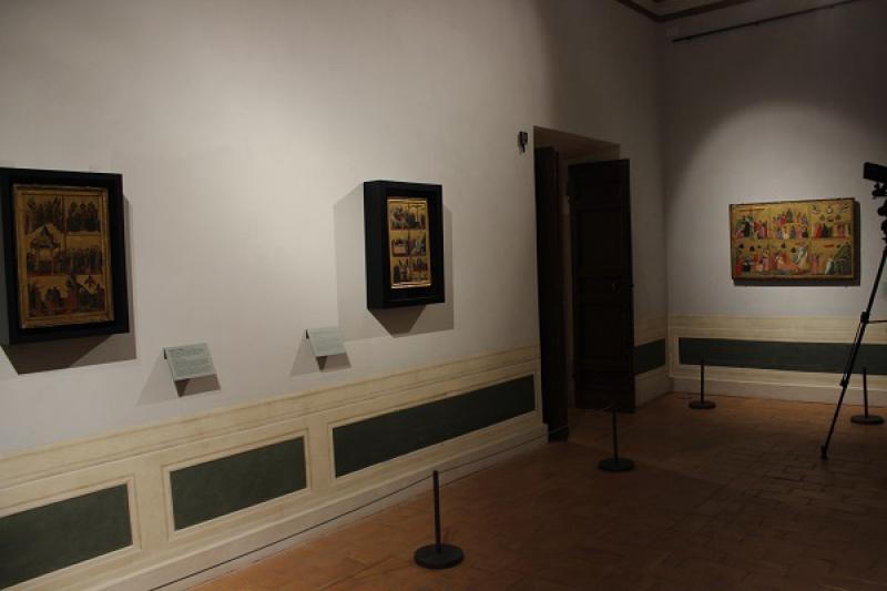 Palazzo Barberini - Giovanni da Rimini