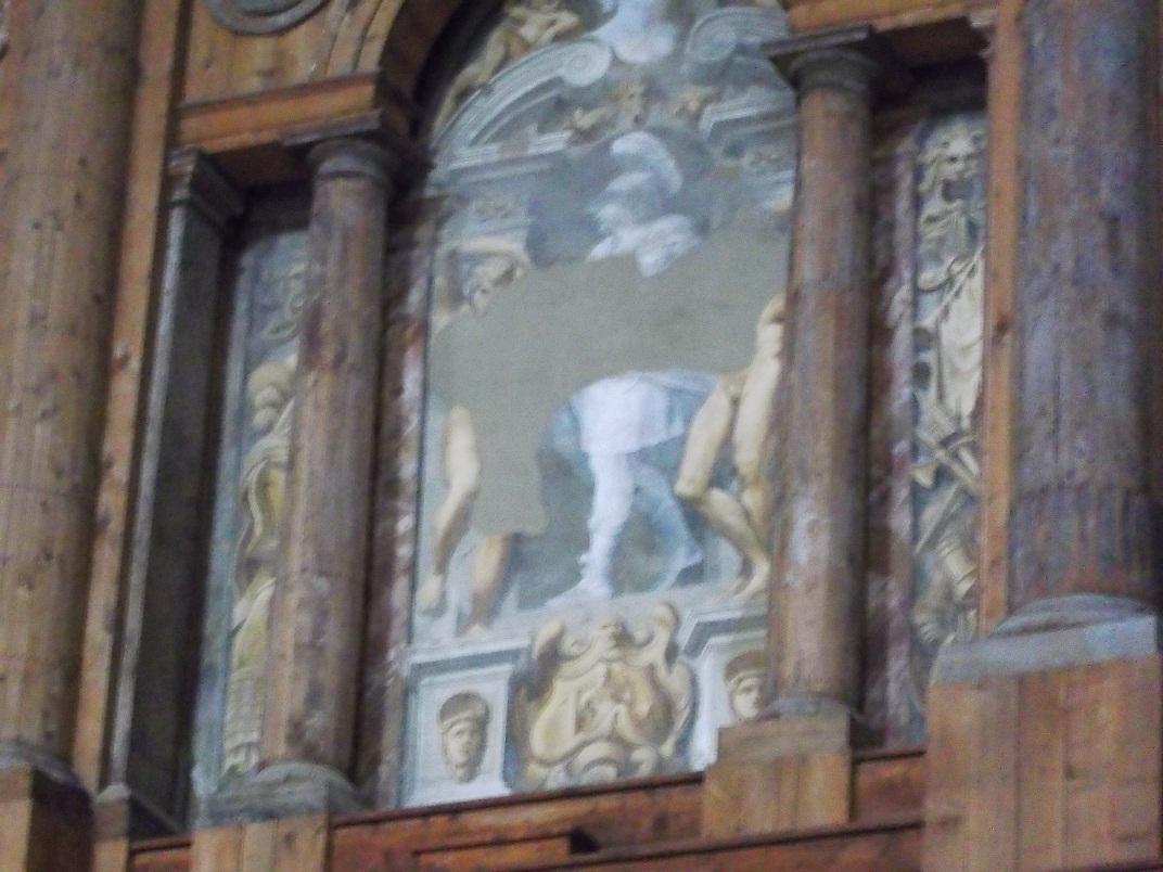 Dettaglio Teatro Farnese