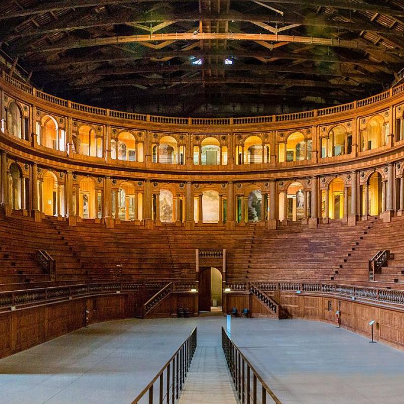 Teatro Farnese-Galleria Nazionale