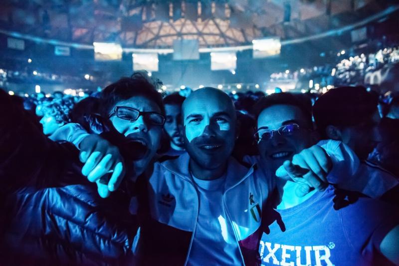 #pk7 #PKtour2016 #paulkalkbrenner #unipolarena