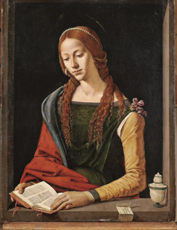 Mary Magdalen.