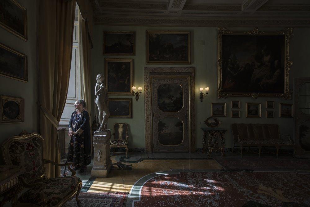 100 DONNE, Roma 2017 - 2018 ©JacopoBrogioni per Istituto della Enciclopedia Italiana fondata da Giovanni Treccani