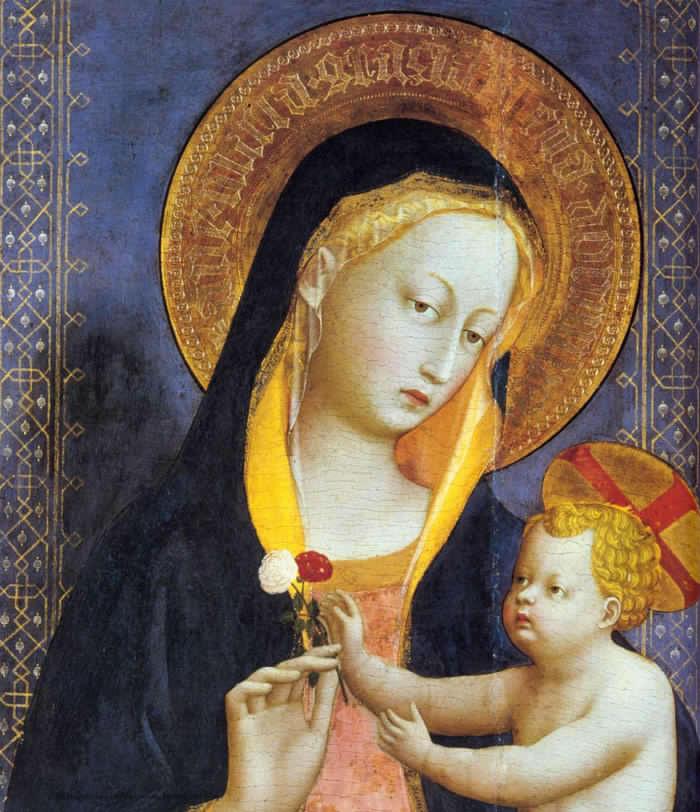 Pala di Fiesole del Beato Angelico