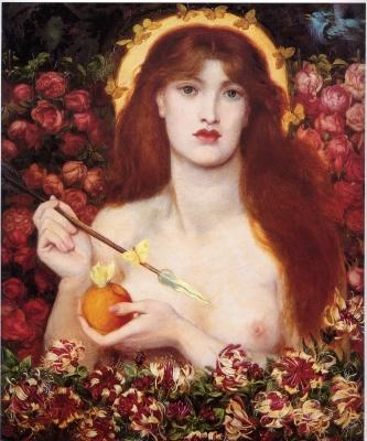Venere Verticordia di Gabriel Rossetti