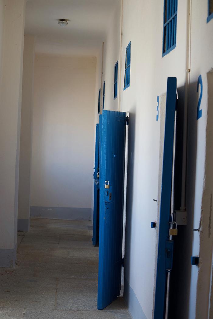 Asinara, Sardegna: Cala D'Oliva (il carcere)