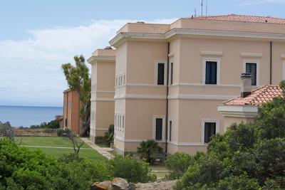 Asinara, Sardegna: Cala reale