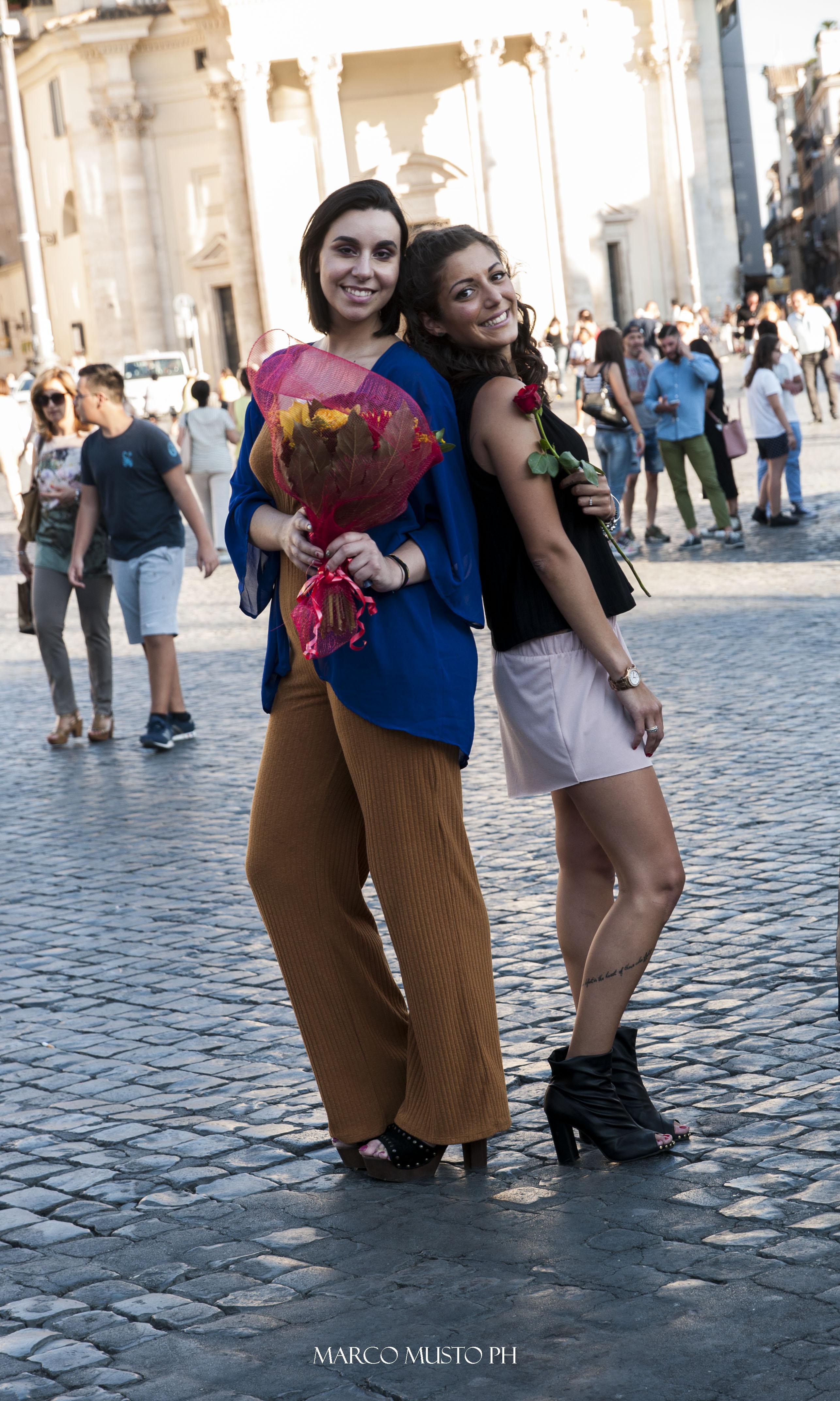 Caterina Barnaba e Anastasia Arena