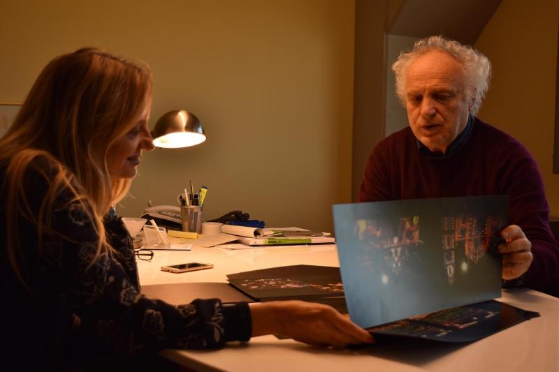 STARK - intervista a Paolo Buroni