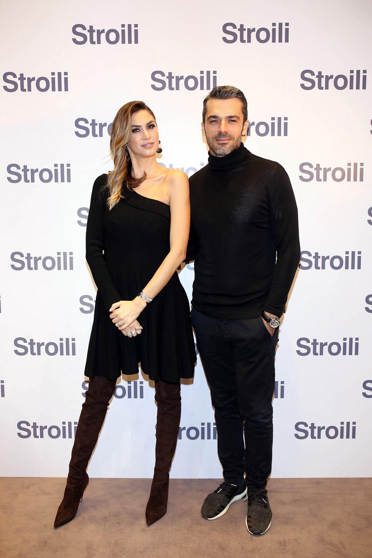 Stroili - Luca Argentero e Melissa Satta