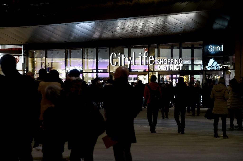 Stroili - Serata di inaugurazione CityLife