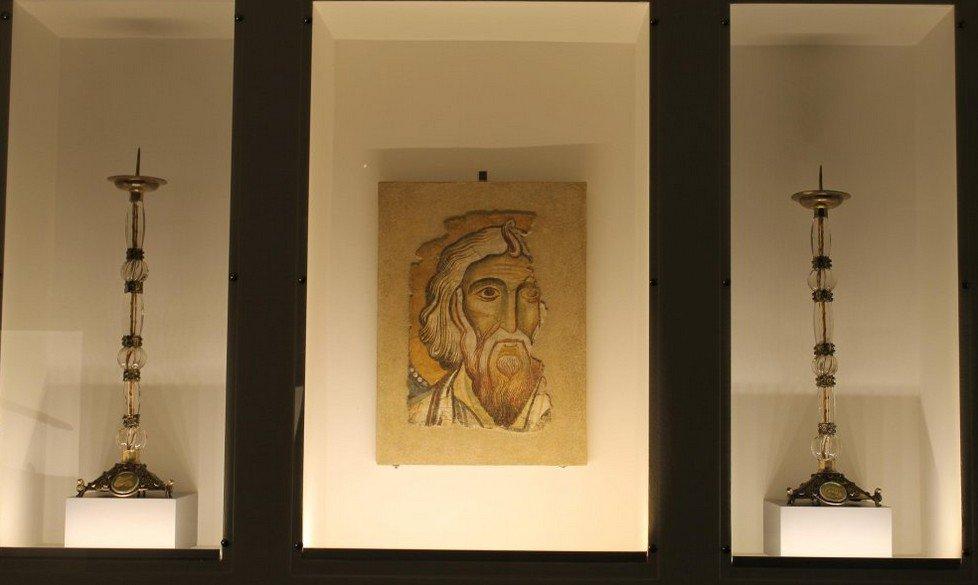 Templari - Candelabri e Cristo