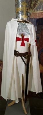 Templari - Abito dei Cavalieri