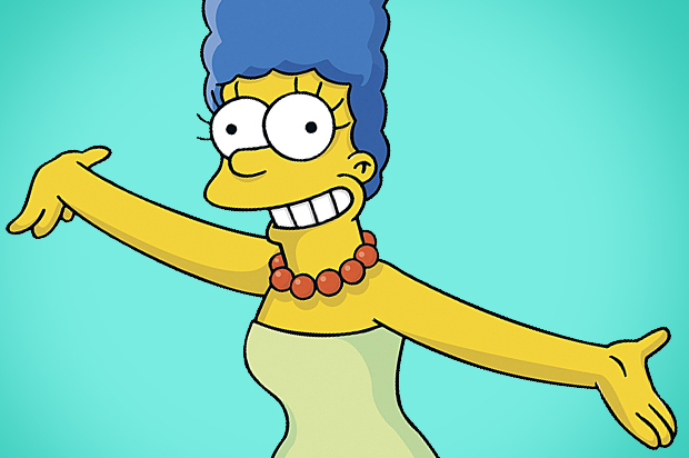 THE SIMPSONS: Marge Simpson on THE SIMPSONS on FOX.  THE SIMPSONS ™ and ©2006TCFFC ALL RIGHTS RESERVED.