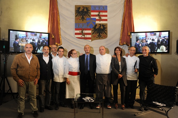 Gli chef ambasciatori dell'immagine di Bologna nel mondo