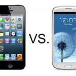 iPhone 5 VS Samsung Galaxy SIII. Perchè scegliere l'uno o l'altro?
