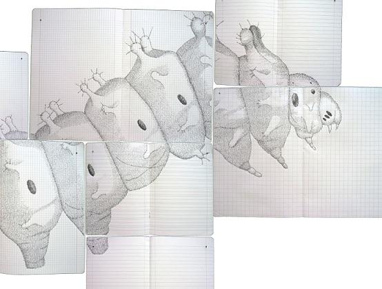 Animali sulla carta di Alessandra Maio: la prima personale