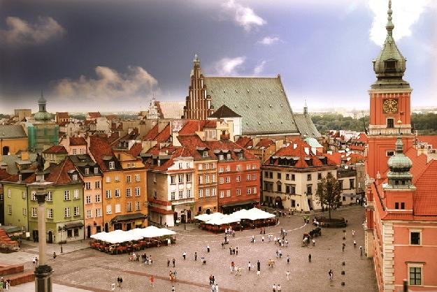 Varsavia, sempre in prima linea