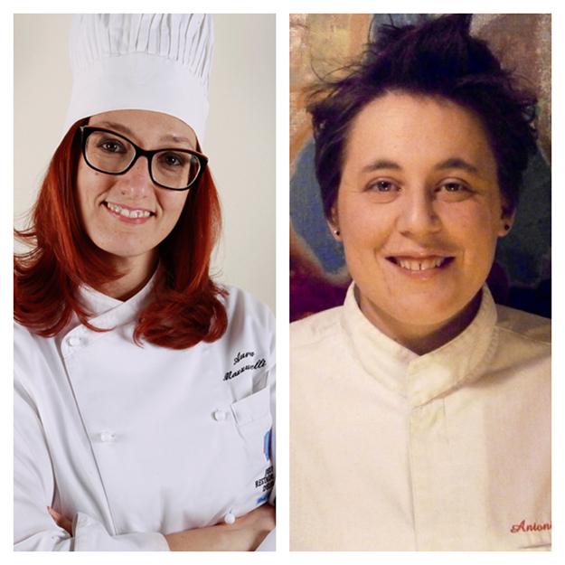 Aurora Mazzucchelli e Antonia Klugmann. Quando la cucina diventa solidale
