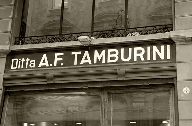 80 anni e non sentirli. Tanti auguri Tamburini!