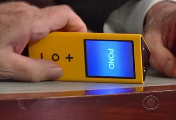 Neil Young sfida Apple attraverso… Pono