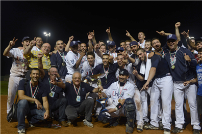 Campioni d'Europa di Baseball
