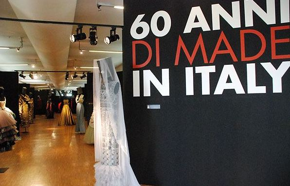 Stile Italiano: una mostra celebra 60 di Made in Italy