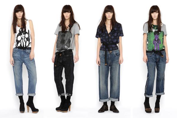 Boyfriend jeans o Baggy Jeans: mi piace o no?