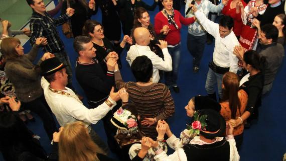 Grande festa della Repubblica romena