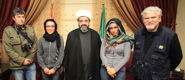 Gli Hezbollah restituiscono il materiale sottratto ai giornalisti