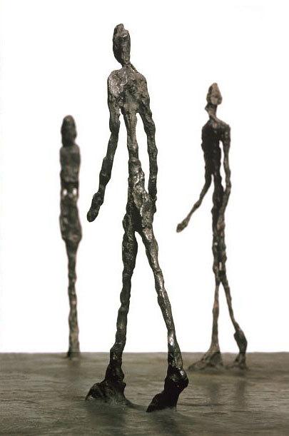 Alberto Giacometti, scultore di fantasmi