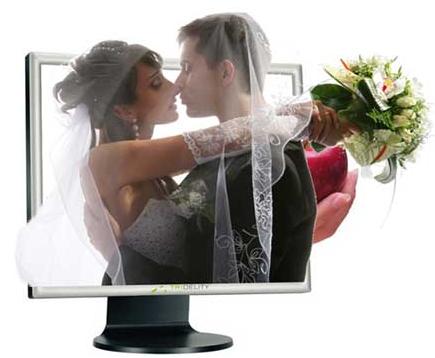 Sposarsi, sì… ma in 3D!