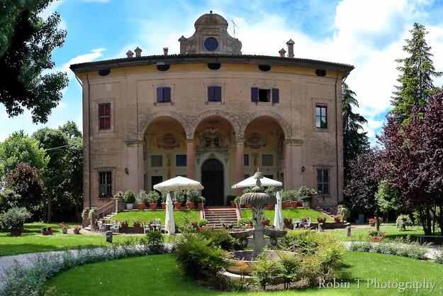Casa Emilia-Romagna – Estate sotto il portico