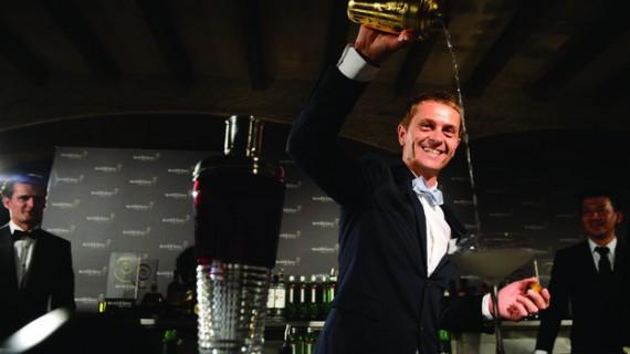 David Rios proclamato bartender dell'anno
